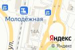 Схема проезда до компании Сотел в Перми