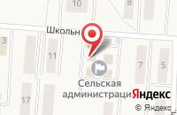 Схема проезда до компании Новолетие в Бершете