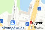 Схема проезда до компании СервисТелеКом в Перми