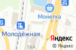 Схема проезда до компании Магазин-мастерская в Перми