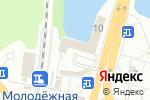Схема проезда до компании Семейный гардероб в Перми