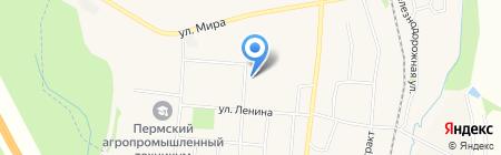 Центральный на карте Бершетя