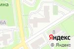 Схема проезда до компании Окна СОК в Перми