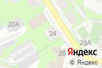 Схема проезда до компании Неокруг-Плюс в Перми