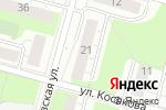 Схема проезда до компании ЖИЛИЩНО-КОММУНАЛЬНЫЕ УСЛУГИ в Перми