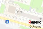 Схема проезда до компании Компания по оформлению купли-продажи автомобилей в Перми