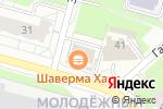 Схема проезда до компании Аргумент в Перми