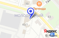 Схема проезда до компании МАГАЗИН ПРОДУКТЫ в Перми