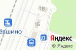 Схема проезда до компании Линейное отделение полиции на станции Лёвшино в Перми
