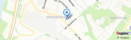 Магазин детских товаров на карте Перми