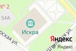 Схема проезда до компании Вкусный день в Перми