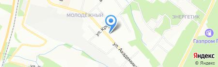 Гайвинский юрист и адвокат на карте Перми