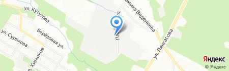 Авто-Мастер на карте Перми