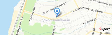 Мой дом на карте Перми