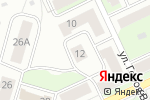 Схема проезда до компании Компания по заказу спецтехники и земляным работам в Перми