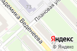 Схема проезда до компании Суши Wok в Перми