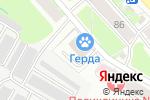 Схема проезда до компании Благоустройство Орджоникидзевского района в Перми
