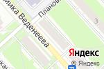 Схема проезда до компании Практическая магия в Перми
