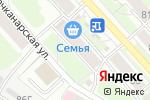Схема проезда до компании Магазин одежды и текстиля в Перми