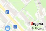 Схема проезда до компании ПАРМЭНЕРГО в Перми