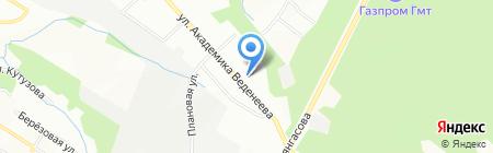 Нотариус Беспалова М.А. на карте Перми