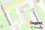 Схема проезда до компании Магазин CD и DVD продукции в Перми