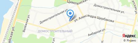 Детская музыкальная школа №5 на карте Перми