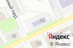 Схема проезда до компании Детская музыкальная школа №5 в Перми