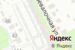 Схема проезда до компании Свадебный флорист в Перми