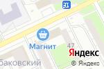 Схема проезда до компании Пивная лавочка в Перми