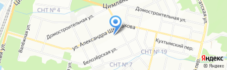 Соблазн на карте Перми