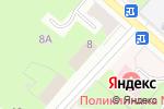 Схема проезда до компании Профессионал в Перми