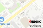 Схема проезда до компании ВУДПИК в Перми