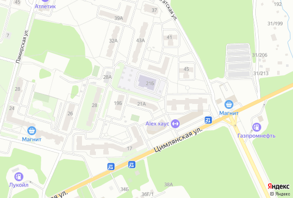 купить квартиру в ЖК по ул. Цимлянская