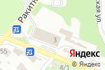 Схема проезда до компании Зебра в Перми
