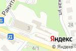 Схема проезда до компании Табакерка в Перми