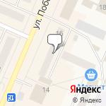 Магазин салютов Добрянка- расположение пункта самовывоза