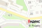 Схема проезда до компании Ново-Лядовская вода в Перми