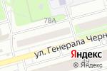 Схема проезда до компании Raduga Travel в Перми