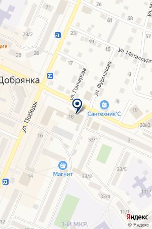 ИНЖЕНЕРНО-СТРОИТЕЛЬНАЯ ФИРМА КВАРЦ на карте Добрянки