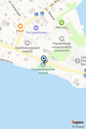 ДОБРЯНСКИЙ РАЙОНЫЙ СУД на карте Добрянки