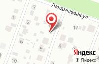Схема проезда до компании Химчистка №1 в Отрадном