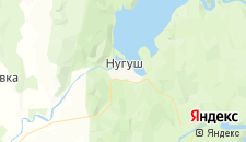 Гостиницы города Нугуш на карте