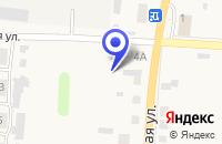 Схема проезда до компании СТРОИТЕЛЬНАЯ ФИРМА АГРОСТРОЙ в Чердыни