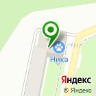 Местоположение компании Трикотажное ателье