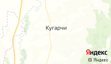Гостиницы города Кугарчи на карте