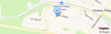 Средняя общеобразовательная школа №129 на карте Перми