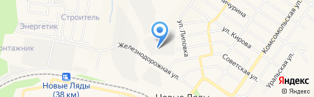Агростройинвест на карте Перми