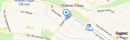 Муравей Спецтранс на карте Перми