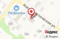 Схема проезда до компании Навигатор в Перми
